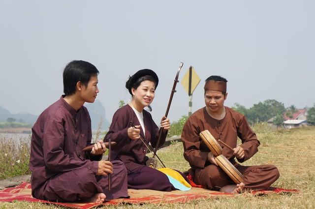 Liên hoan hát Xẩm các tỉnh khu vực phía Bắc năm 2019 - Ảnh 1.