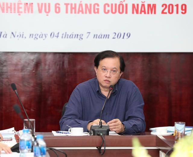 Thứ trưởng Tạ Quang Đông: Điện ảnh Việt Nam cần cân bằng giữa nghệ thuật và doanh thu - Ảnh 2.