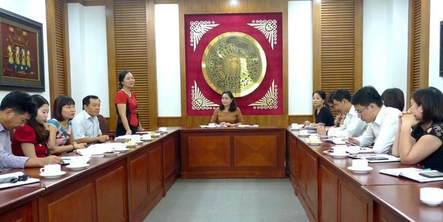Thứ trưởng Trịnh Thị Thủy: Tập trung hoàn chỉnh dự án Luật Thư viện trình Quốc hội trong tháng 10/2019 - Ảnh 1.