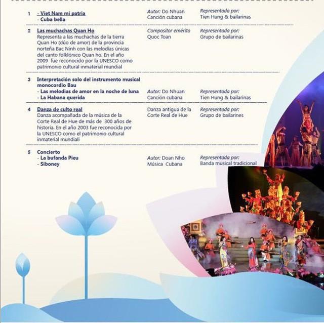 Những sắc màu văn hóa Việt Nam tại Cu Ba - Ảnh 1.