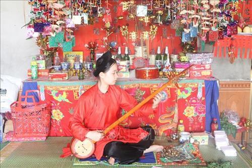 Lạng Sơn bảo tồn, phát huy trang phục truyền thống các dân tộc thiểu số - Ảnh 1.