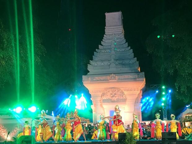 40 nước dự Chương trình Học bổng Văn hóa và Nghệ thuật Indonesia 2019 - Ảnh 2.