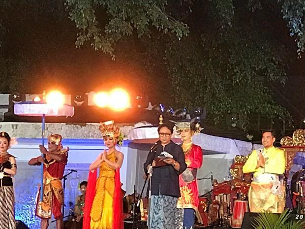 40 nước dự Chương trình Học bổng Văn hóa và Nghệ thuật Indonesia 2019 - Ảnh 3.