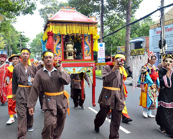 Bà Rịa – Vũng Tàu: Quảng bá Lễ hội Nghinh Ông Thắng Tam - Ảnh 1.