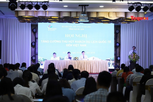 Hội nghị tăng cường thu hút khách du lịch quốc tế đến Việt Nam - Ảnh 1.
