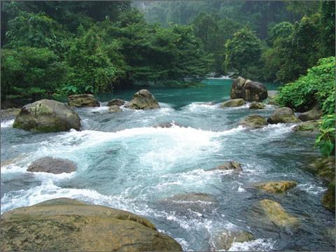 Phê duyệt quy hoạch chi tiết khu du lịch sinh thái suối khoáng nóng A Păng, Quảng Nam - Ảnh 1.