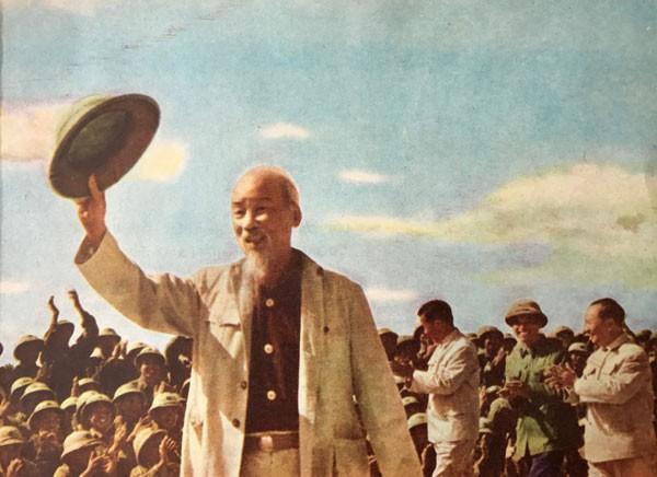 Ấn tượng Phòng Trưng bày học tập và làm theo tư tưởng, đạo đức, phong cách Hồ Chí Minh - Ảnh 1.