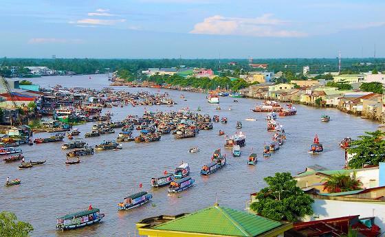 Quảng bá, xúc tiến du lịch Đến với Cần Thơ - Đô thị miền sông nước - Ảnh 1.