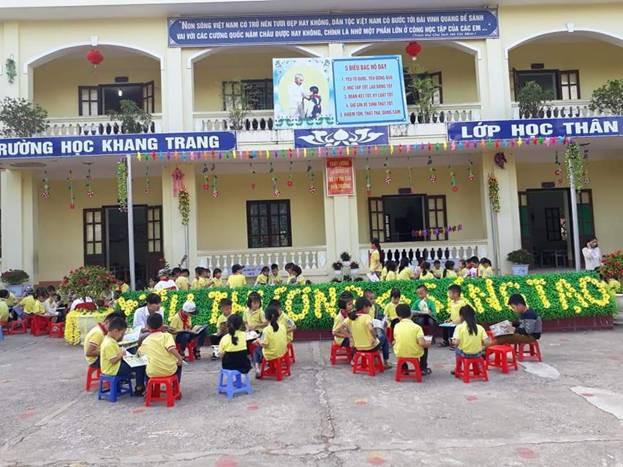 Thư viện tỉnh Lạng Sơn với việc phục vụ cộng đồng bằng xe ô tô Thư viện lưu động - Ảnh 2.