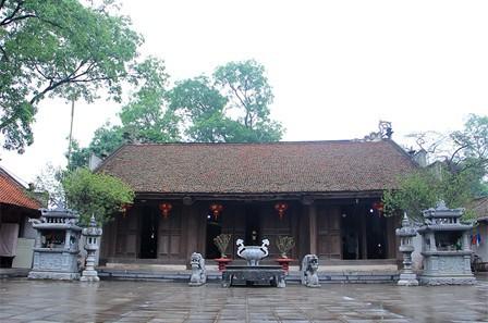Bộ VHTTDL cho ý kiến thẩm định Dự án tu bổ, tôn tạo di tích quán Vân Côn, Hà Nội - Ảnh 1.