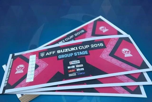 VFF áp dụng hình thức bán vé mới, giá vé cao nhất 500 nghìn đồng trong trận Việt Nam gặp Malaysia - Ảnh 1.