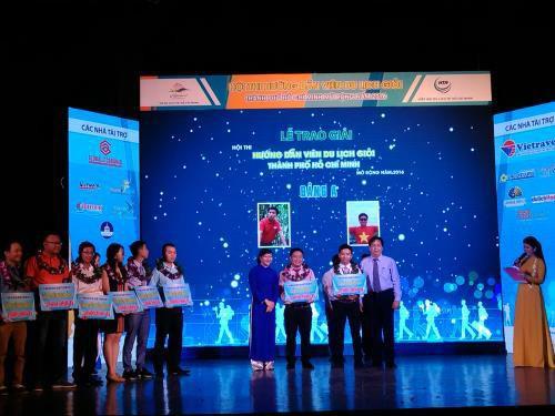 Phát động cuộc thi Hướng dẫn viên du lịch giỏi TP Hồ Chí Minh mở rộng năm 2019 - Ảnh 1.