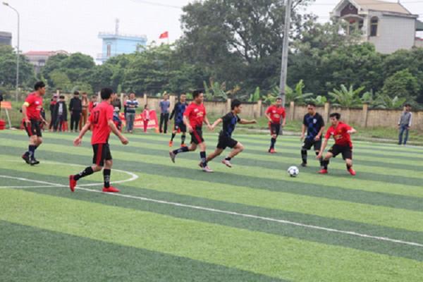 Bắc Ninh đào tạo vận động viên môn Bóng đá nam - Ảnh 1.
