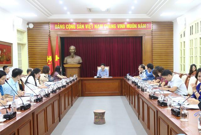 Phiên họp lần thứ 3 Tiểu ban Tuyên truyền - Văn hóa ASEAN 2020 - Ảnh 1.