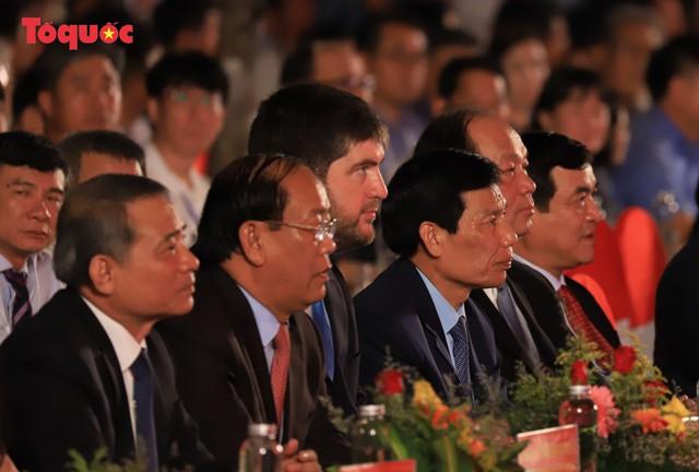 """Thủ tướng: """"Mỗi một di sản hiện diện trên đất nước chúng ta là một minh chứng về hình ảnh Việt Nam hội nhập, cởi mở…"""" - Ảnh 3."""