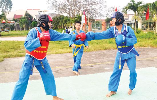Thể thao thành tích cao Quảng Ngãi: Tạo nền tảng để phát triển - Ảnh 1.