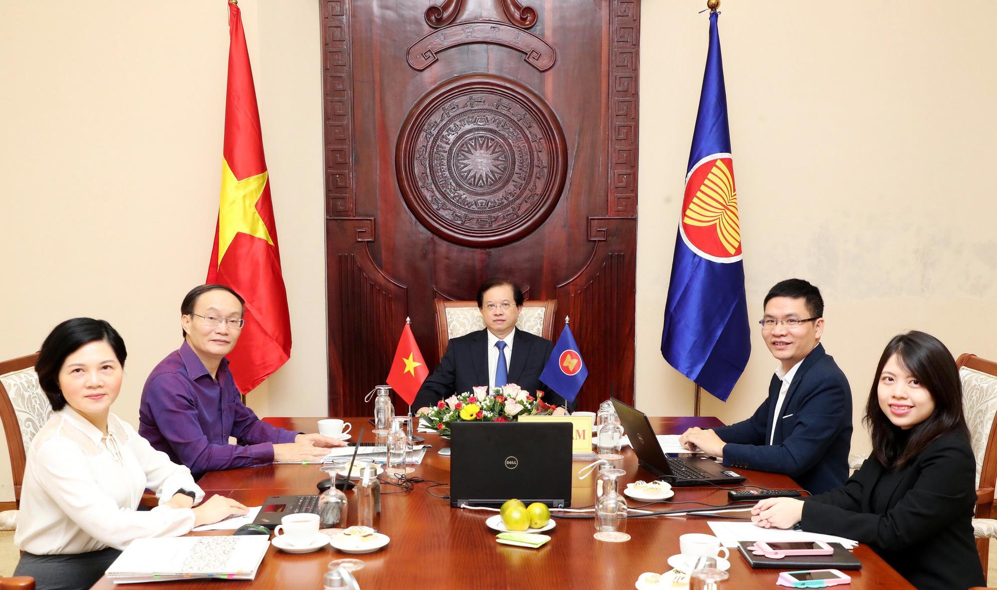 Hội nghị Bộ trưởng phụ trách Văn hóa nghệ thuật ASEAN lần thứ 9 - Ảnh 1.