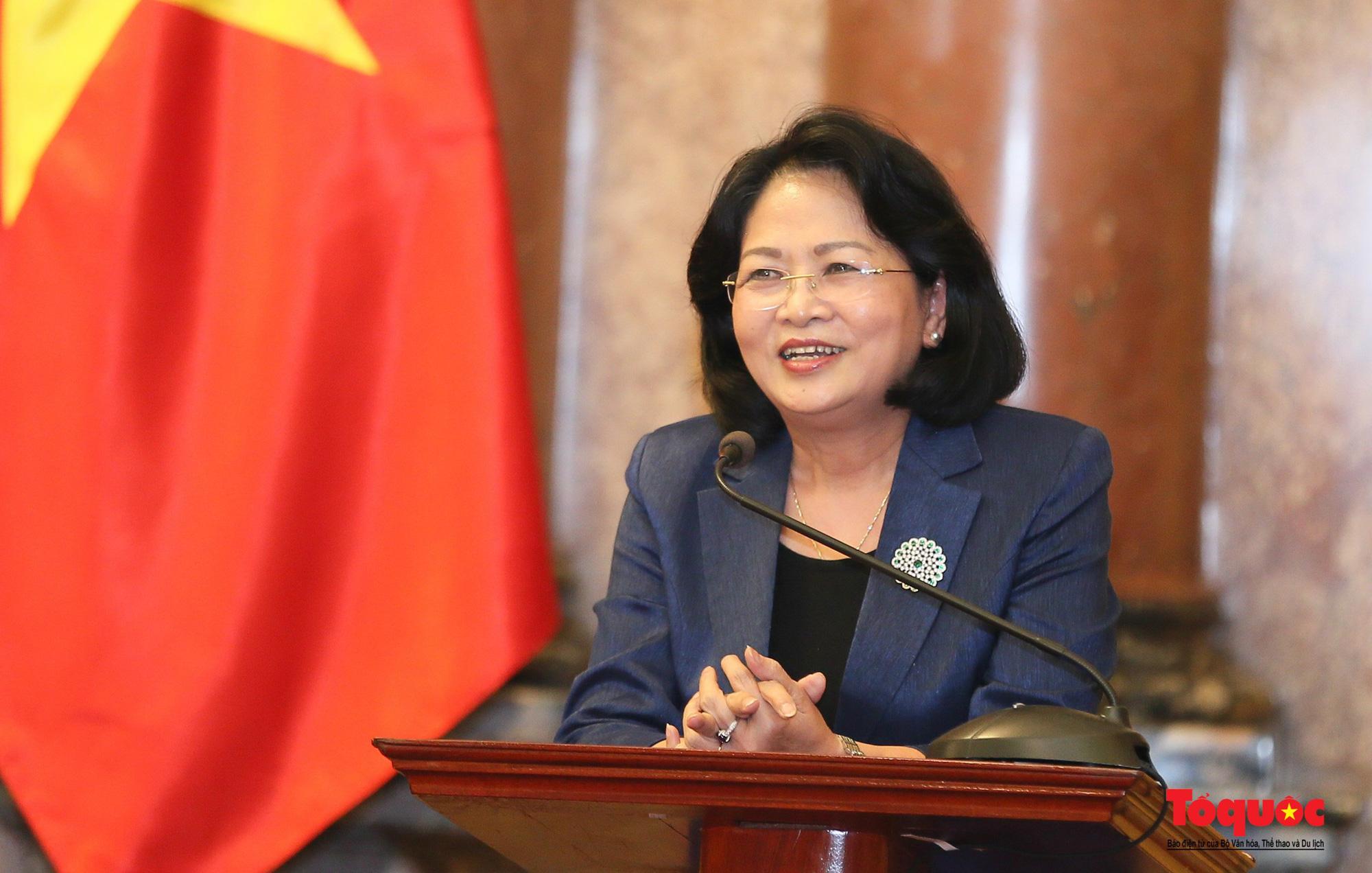Thứ trưởng Bộ VHTTDL Lê Khánh Hải được bổ nhiệm làm Phó Chủ nhiệm Văn phòng Chủ tịch nước - Ảnh 2.