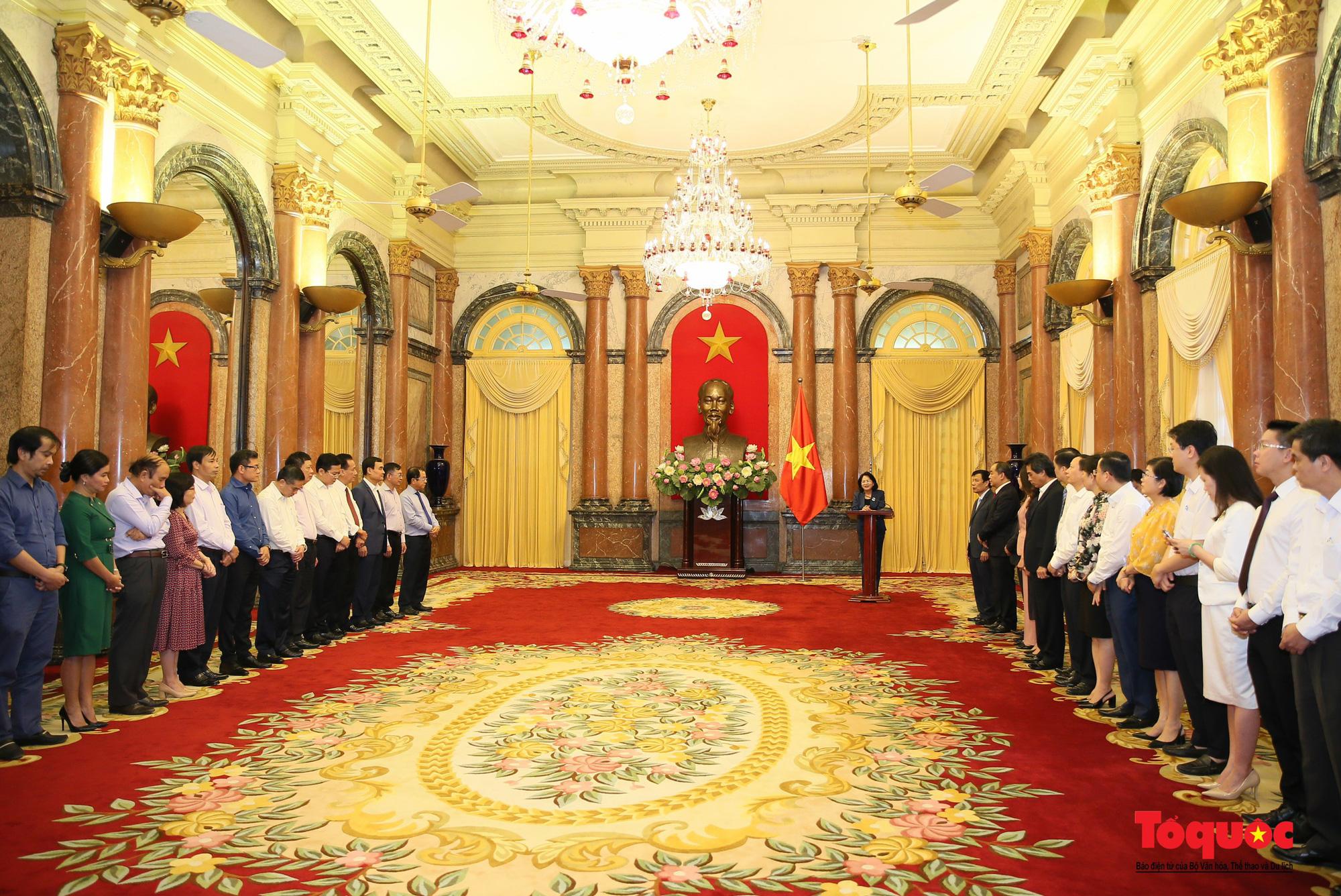 Thứ trưởng Bộ VHTTDL Lê Khánh Hải được bổ nhiệm làm Phó Chủ nhiệm Văn phòng Chủ tịch nước - Ảnh 1.