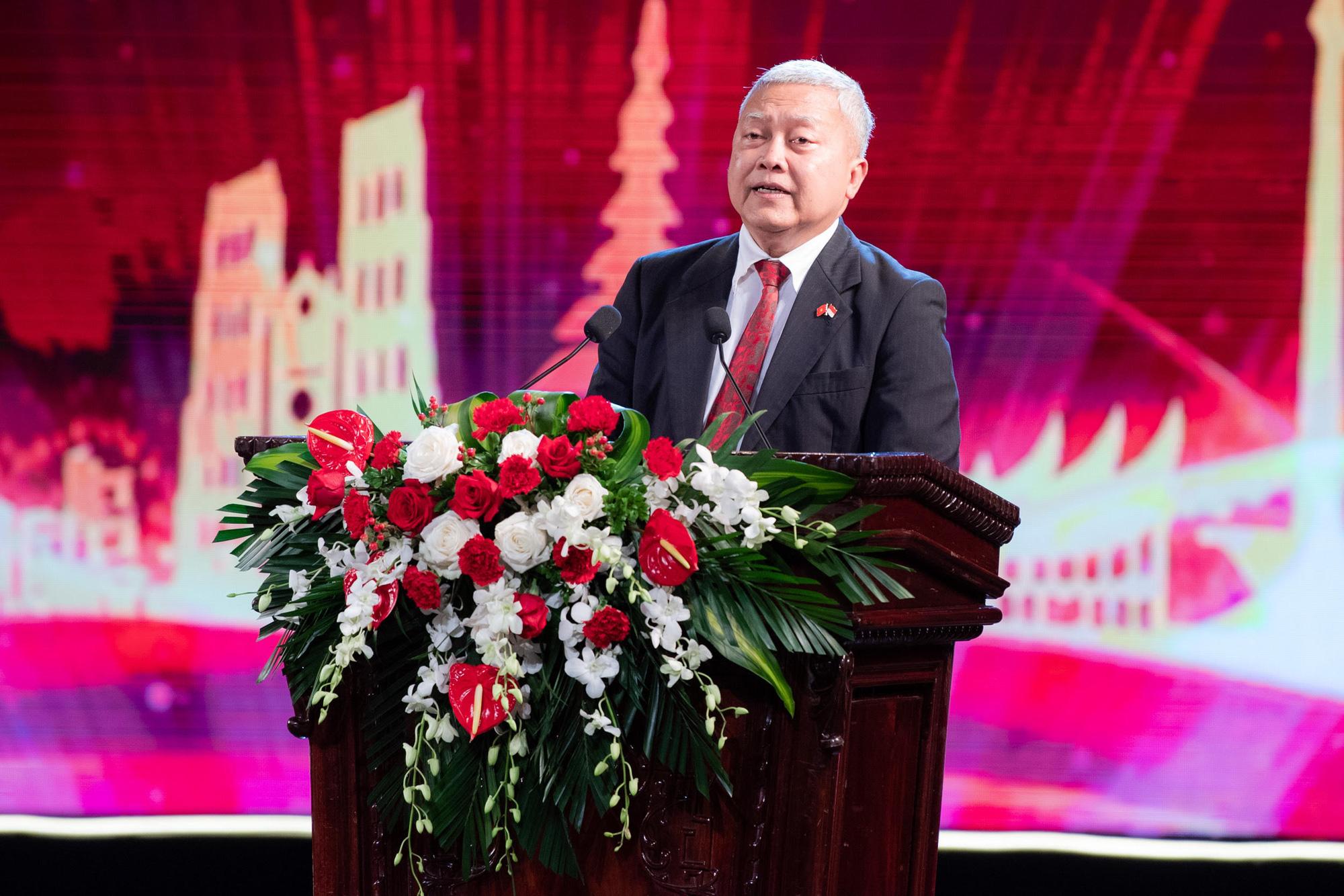 Đêm Hữu nghị Việt Nam - Indonesia - Ảnh 3.