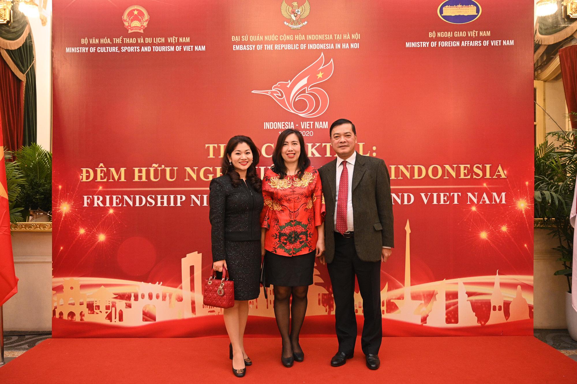 Đêm Hữu nghị Việt Nam - Indonesia - Ảnh 6.
