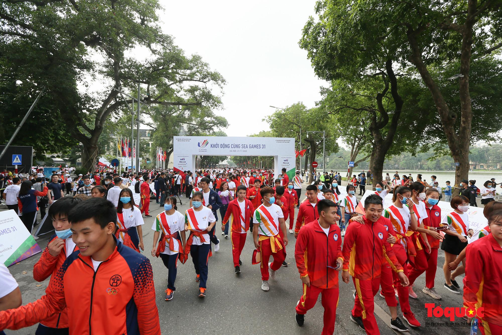 Khởi động cùng SEA Games 31 - Việt Nam sẵn sàng cho Đại hội thể thao lớn nhất Đông Nam Á  - Ảnh 12.