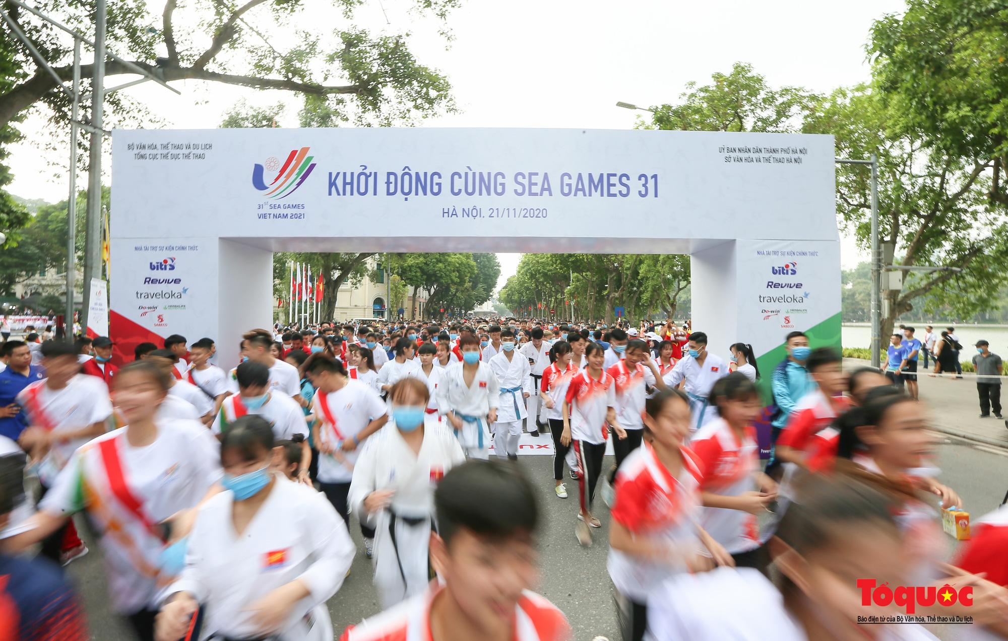Khởi động cùng SEA Games 31 - Việt Nam sẵn sàng cho Đại hội thể thao lớn nhất Đông Nam Á  - Ảnh 10.