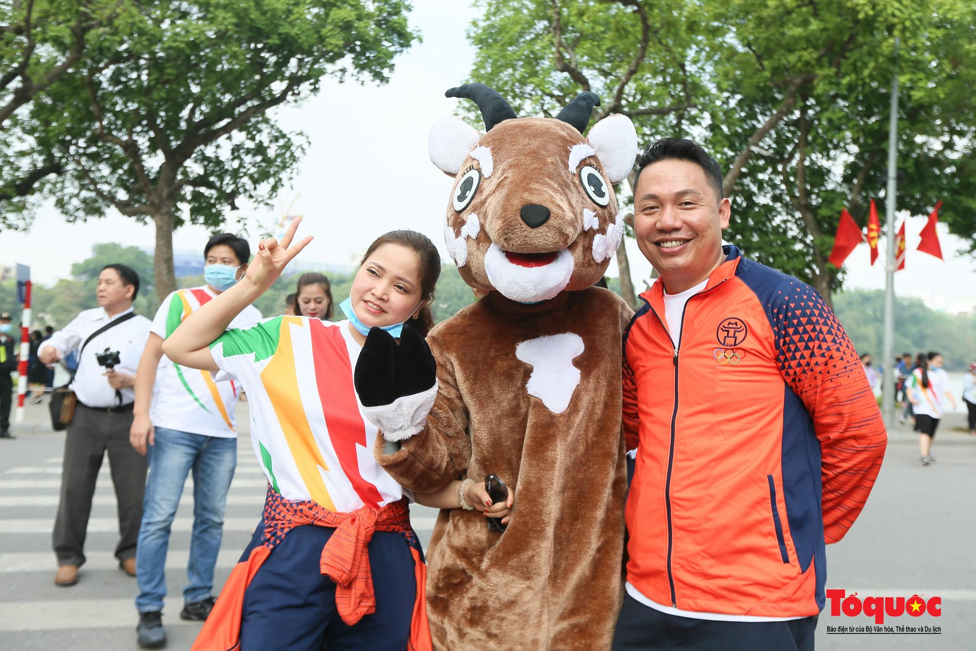 Khởi động cùng SEA Games 31 - Việt Nam sẵn sàng cho Đại hội thể thao lớn nhất Đông Nam Á  - Ảnh 15.
