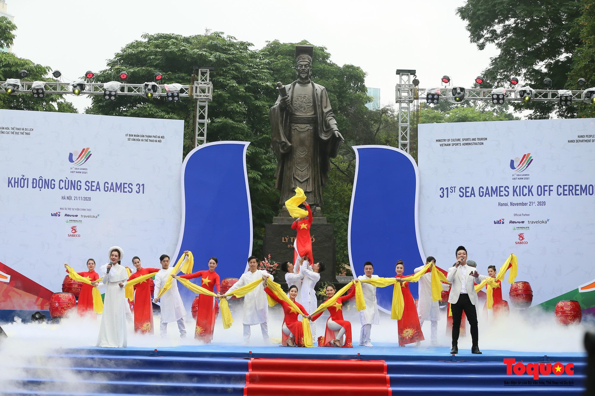Khởi động cùng SEA Games 31 - Việt Nam sẵn sàng cho Đại hội thể thao lớn nhất Đông Nam Á  - Ảnh 13.