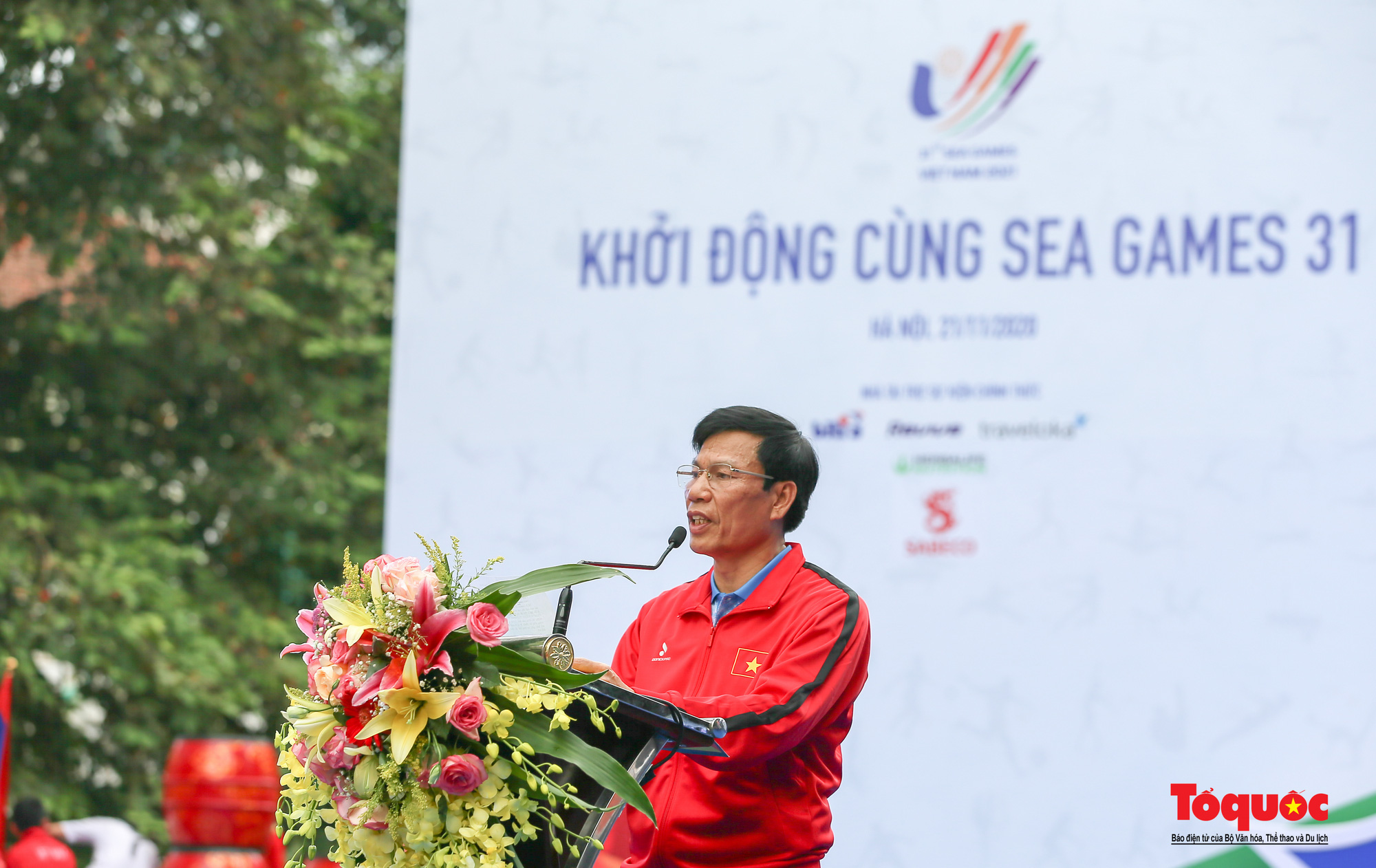 Khởi động cùng SEA Games 31 - Việt Nam sẵn sàng cho Đại hội thể thao lớn nhất Đông Nam Á  - Ảnh 3.