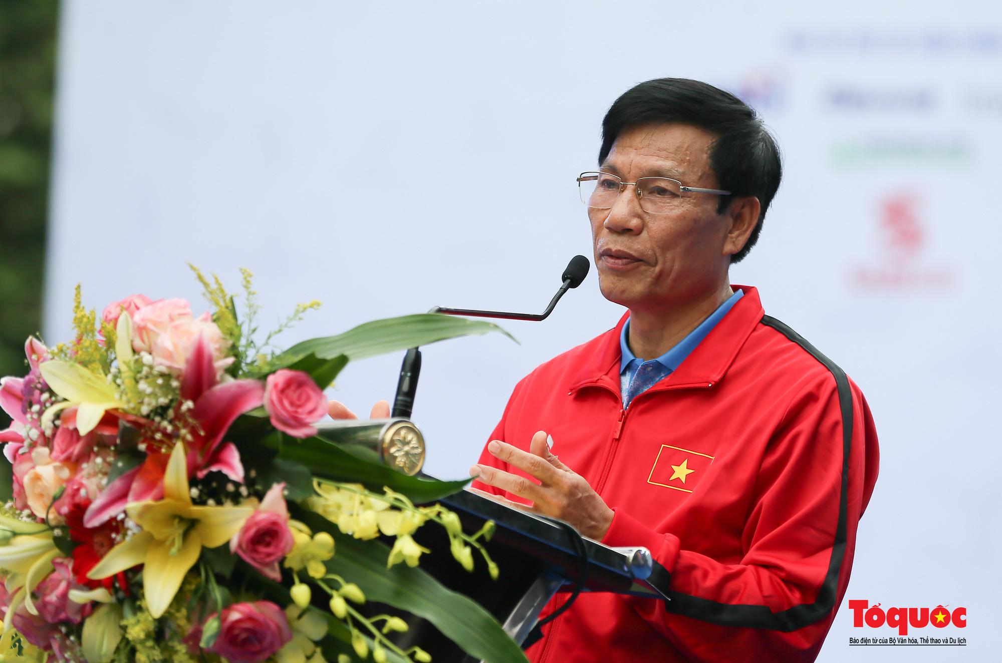 Khởi động cùng SEA Games 31 - Việt Nam sẵn sàng cho Đại hội thể thao lớn nhất Đông Nam Á  - Ảnh 4.