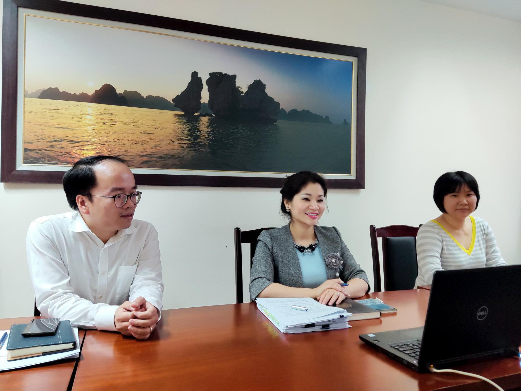 Cục trưởng Cục Hợp tác quốc tế Nguyễn Phương Hòa tham dự  Hội nghị lần thứ 167 Đại hội đồng Tổ chức Triển lãm Thế giới - Ảnh 1.