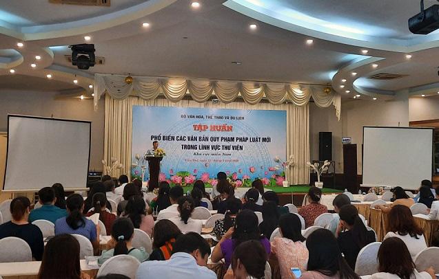 Ban hành Kế hoạch phổ biến, giáo dục pháp luật ngành VHTTDL năm 2021 - Ảnh 1.