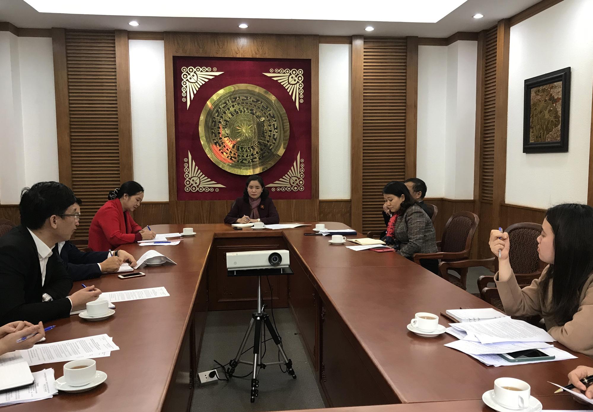 Thứ trưởng Trịnh Thị Thủy: Chủ động, tích cực hoàn thiện dự thảo Nghị định của Chính phủ quy định chi tiết một số điều của Luật Thư viện - Ảnh 2.