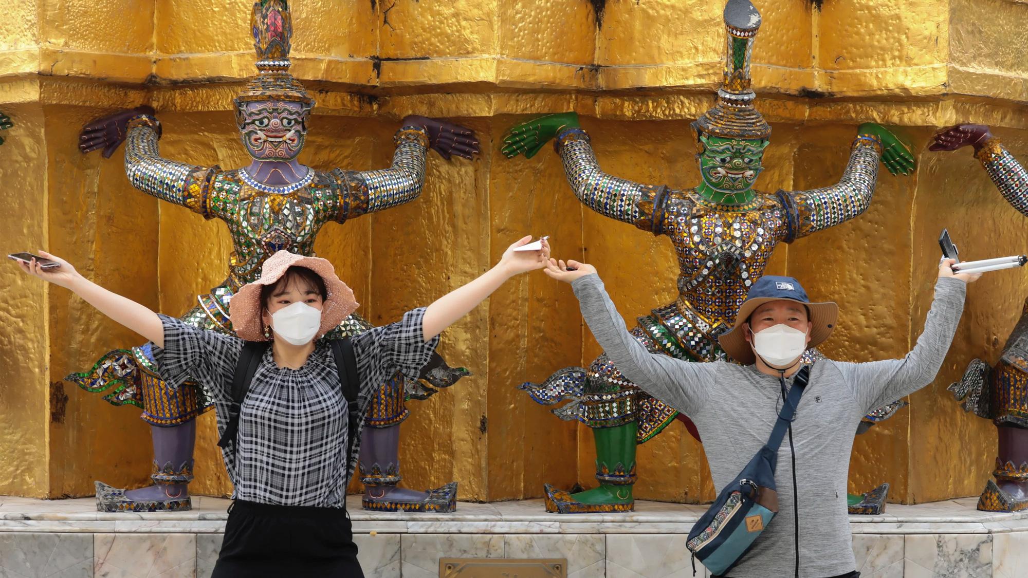 Thái Lan với các chính sách ưu đãi hấp dẫn khách quốc tế - Ảnh 1.