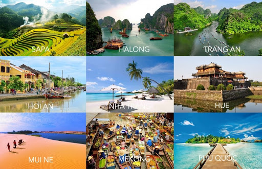 Việt Nam lọt top 20 quốc gia phát triển du lịch nhanh nhất thế giới - Ảnh 1.