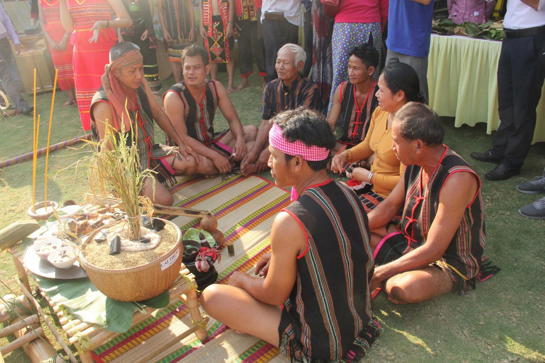 Bộ VHTTDL hỗ trợ bảo tồn, phục dựng lễ hội truyền thống của dân tộc S'tiêng, tỉnh Bình Phước