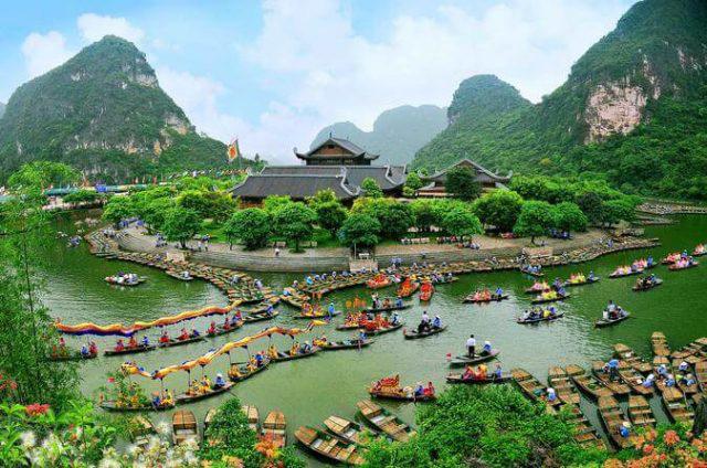 Không tổ chức Lễ Khai mạc Năm Du lịch Quốc gia 2020, Hoa Lư - Ninh Bình - Ảnh 1.