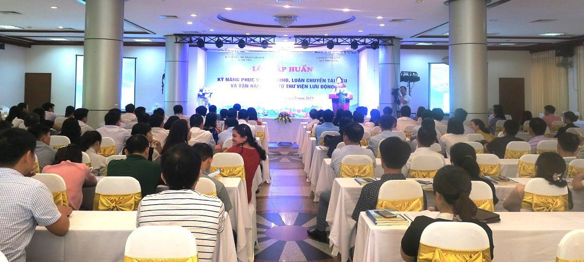 Hướng dẫn tổ chức các hoạt động triển khai thực hiện Đề án Phát triển văn hóa đọc trong cộng đồng
