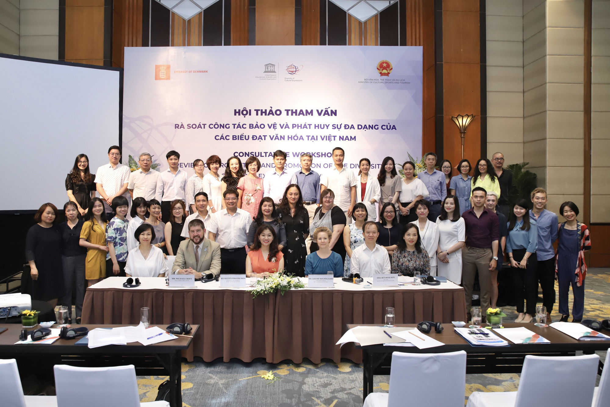 Bộ VHTTDL tham vấn về rà soát công tác bảo vệ và phát huy sự đa dạng các biểu đạt văn hóa tại Việt Nam - Ảnh 3.