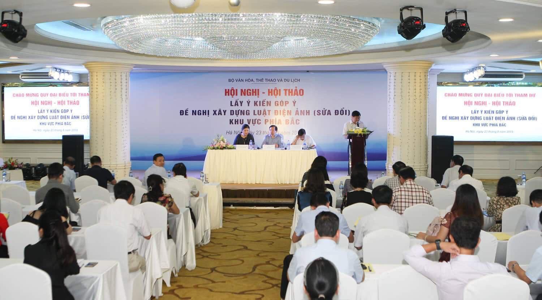 Bộ VHTTDL ban hành Kế hoạch xây dựng dự án Luật Điện ảnh (sửa đổi) - Ảnh 1.