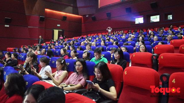Tổ chức Đợt phim Kỷ niệm 75 năm Cách mạng tháng Tám và Quốc khánh nước Cộng hòa xã hội chủ nghĩa Việt Nam - Ảnh 1.