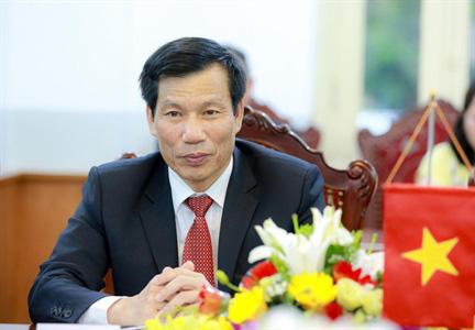 Bộ trưởng Bộ VHTTDL Nguyễn Ngọc Thiện