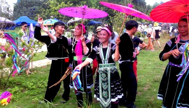 """Tháng 9 """"Vui Tết độc lập"""" tại Làng Văn hóa - Du lịch các dân tộc Việt Nam - Ảnh 1."""