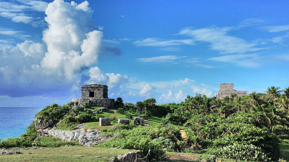 """Mexico mở cửa lại di tích """"thành phố của những vị thần"""" - Ảnh 4."""