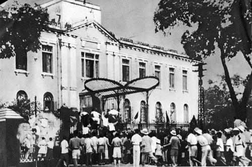 Hà Nội trong những ngày Cách mạng tháng 8 và Quốc khánh 2/9 lịch sử - Ảnh 3.