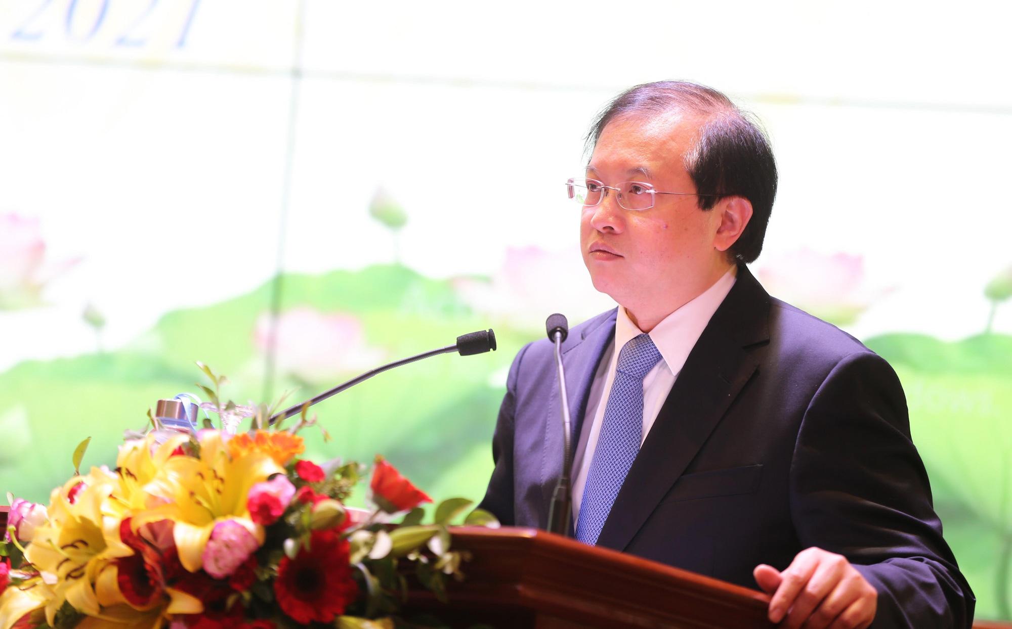 Đảng ủy Bộ VHTTDL tổng kết công tác xây dựng Đảng năm 2020 - Ảnh 2.