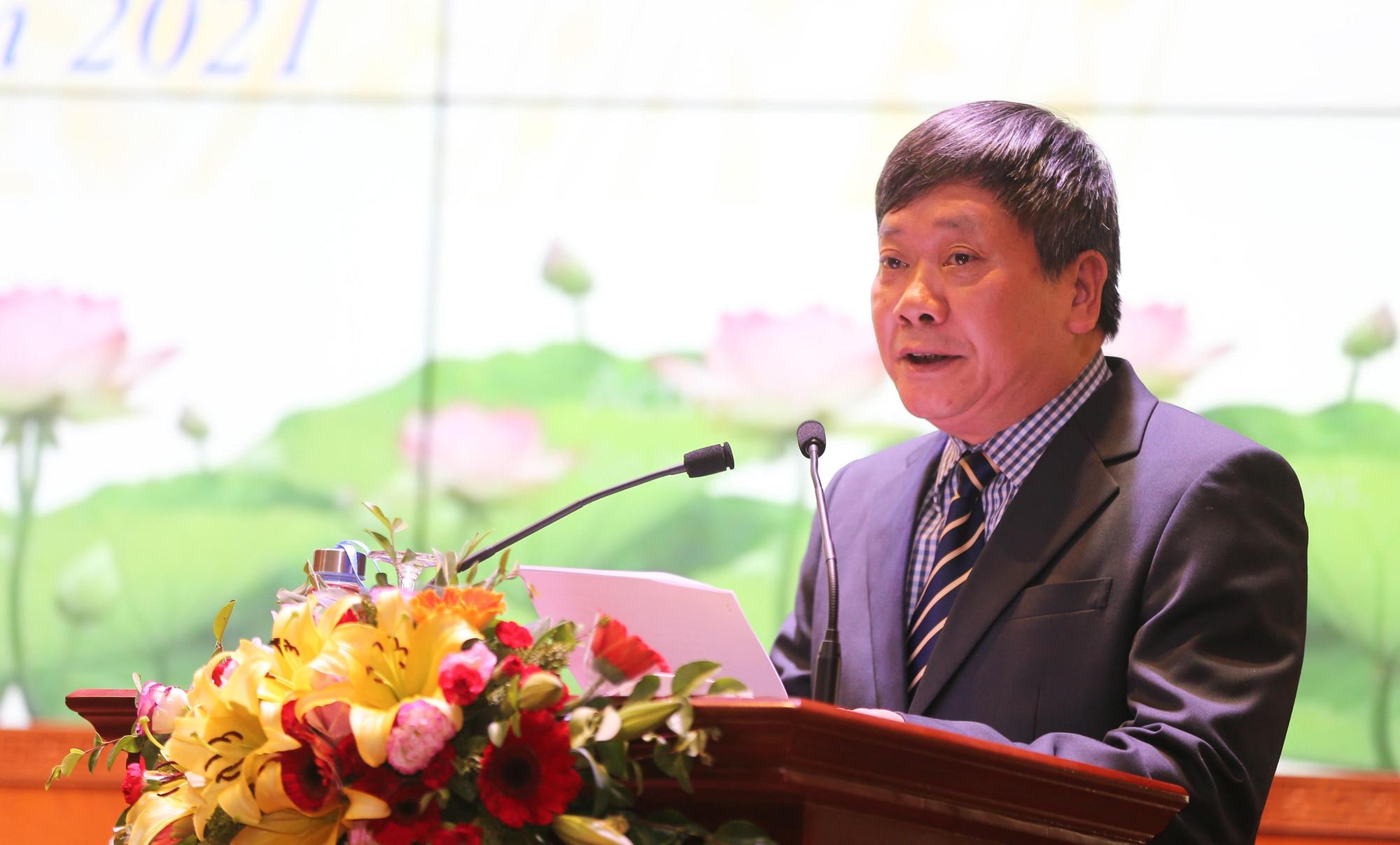 Đảng ủy Bộ VHTTDL tổng kết công tác xây dựng Đảng năm 2020 - Ảnh 3.