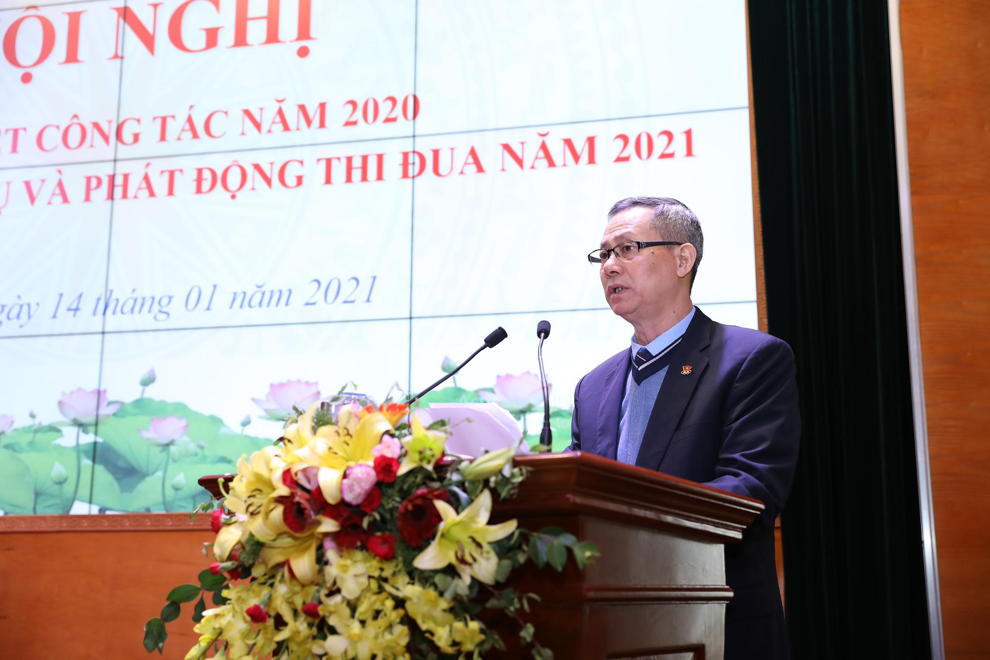 Công đoàn Bộ Văn hóa, Thể thao và Du lịch đạt được nhiều kết quả đáng ghi nhận trong năm 2020 - Ảnh 1.