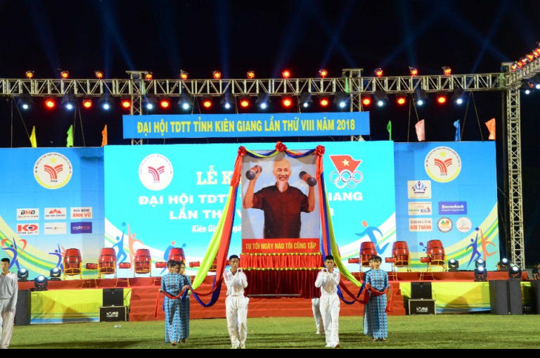 Đại hội TDTT các cấp tỉnh Kiên Giang lần thứ IX: Dự kiến diễn ra từ tháng 3-2021 đến tháng 5-2022 - Ảnh 1.